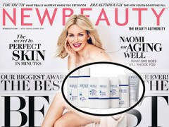 "New Beauty Magazine: Obagi NuDerm System Is ""Strongest Skin Perfecting System"""