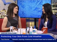 "Dr. Kuritzky Interviewed on Global News Morning, Jan. 10, 2017: ""How To Protect Your Skin From Cold Weather"""