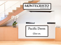 Montechristo Magazine: Pacific Derm – Glow On