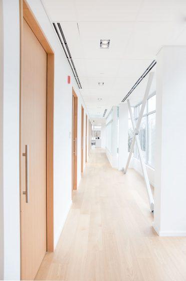 Pacific Derm - Hallway