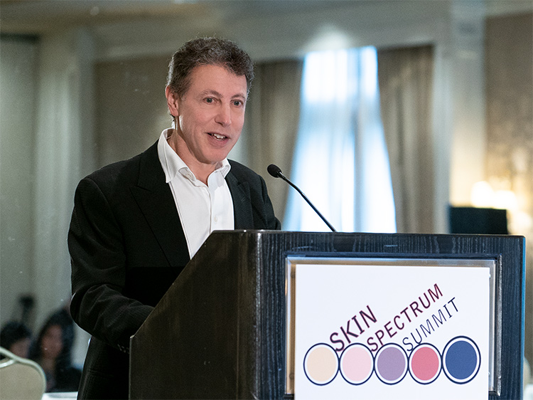 Dr. Jason Rivers at Skin Spectrum Summit