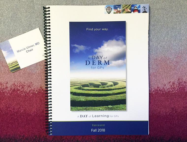 A Day of Derm - Program
