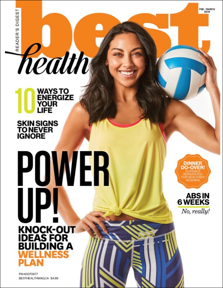 Best Health Magazine February/March 2019