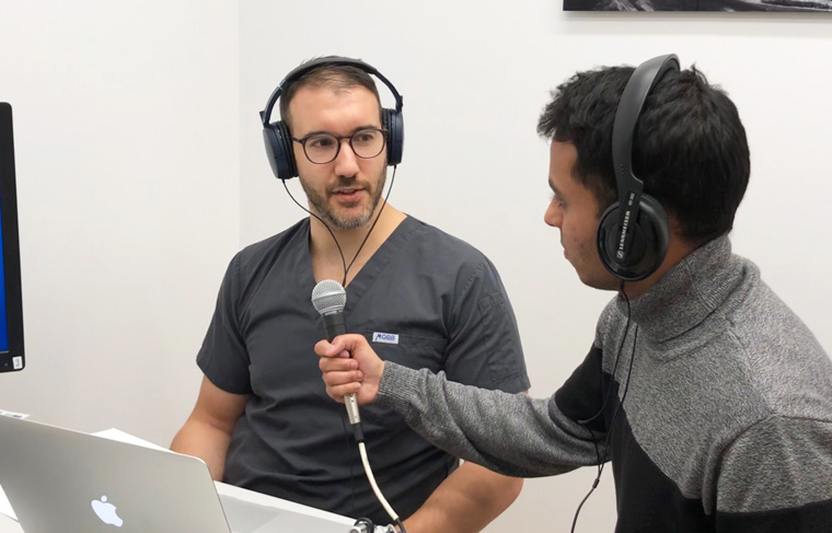 Dr. Richet lends his voice and expertise to a podcast on Laser surgery