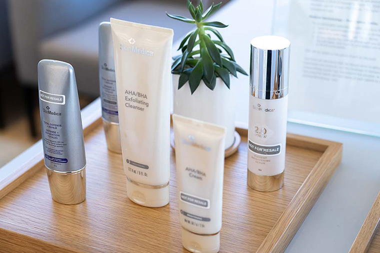Pacific Derm Skincare Beauty Products