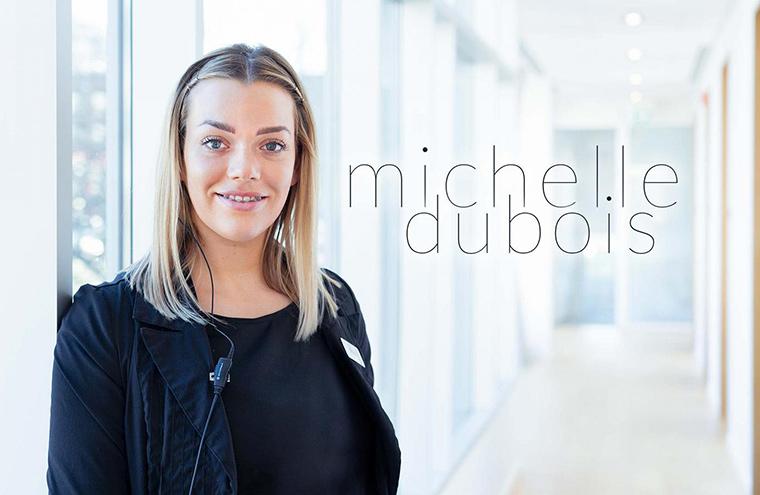 Michelle Dubois BMC Grad
