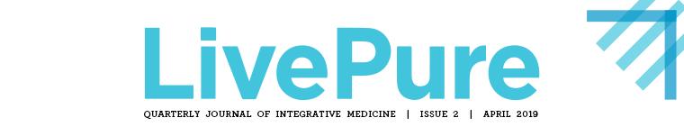 LivePure header