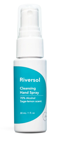 Riversol Cleansing Hand Spray