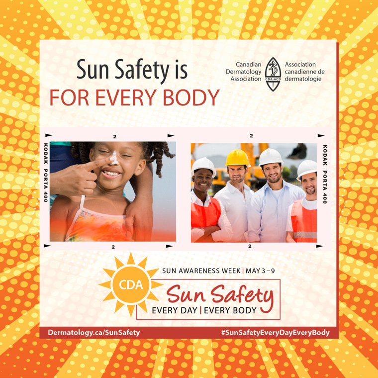Sun Safety is for Every Body